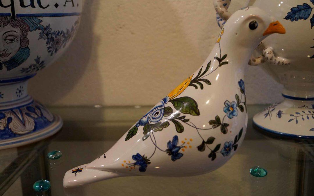 Oiseaux décorés